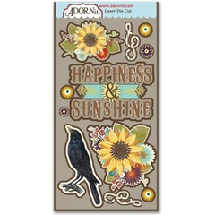 Sunshine Laser Die Cut