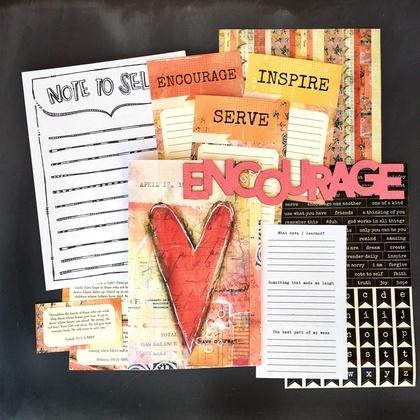 Encourage Documented Faith Kit
