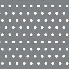 Fabric-Simple Dots Gray