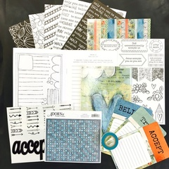 Accept Documented Faith Kit