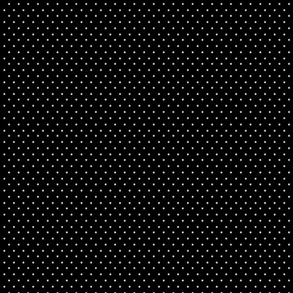 Fabric - Tiny Dots Black