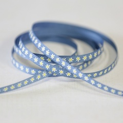 Ribbon - Daisy Row Navy