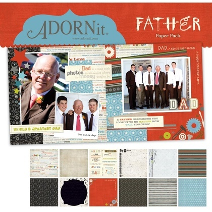 Father Paper Pack