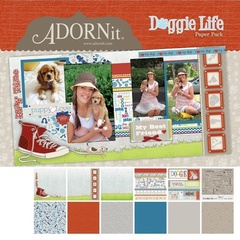 Doggie LIfe Paper Pack