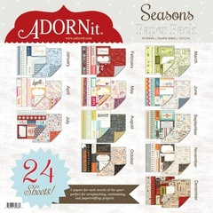 Seasons Paper Pack