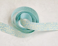 Ribbon - Comma Stylist Aqua