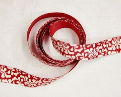Ribbon - Comma Stylist Red