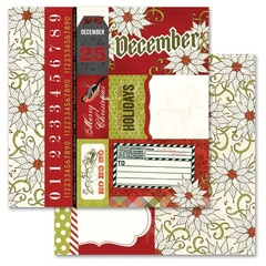 Adornit Christmas 12x12 Papers