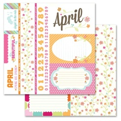 April Cut Apart 12x12