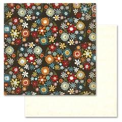 Wildflower Bouquet 12x12