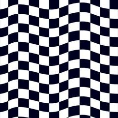 Fabric - Racing Check