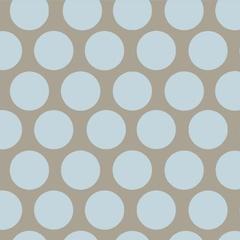 Fabric - Vintage Polka Dot Blue
