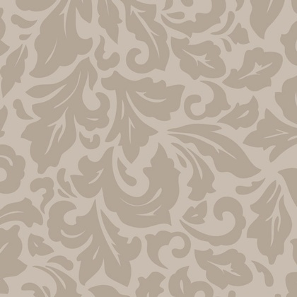 Fabric - Beige Damask