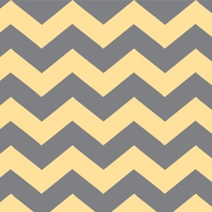 Fabric - Gray Chevron