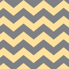 Fabric - Gray Chevron