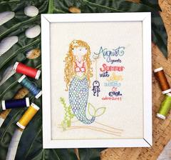 Calendar Girls Stitch MONTHLY