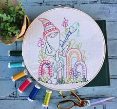 Gnome Life Stitchery MONTHLY