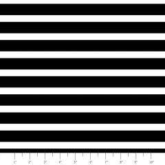 Jumbo Stripe Black