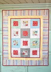 Hip to be Square Quilt