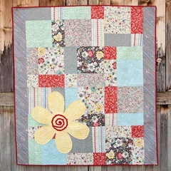 Shabby Patchwork Quilt