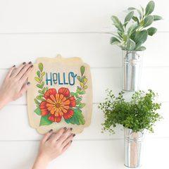 Hello Floral