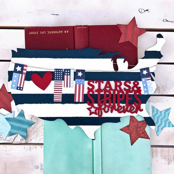 America Stars & Stripes