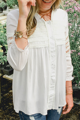 Ashlyn Boho Blouse