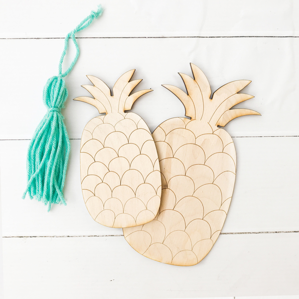 Pineapple Tassle Maker