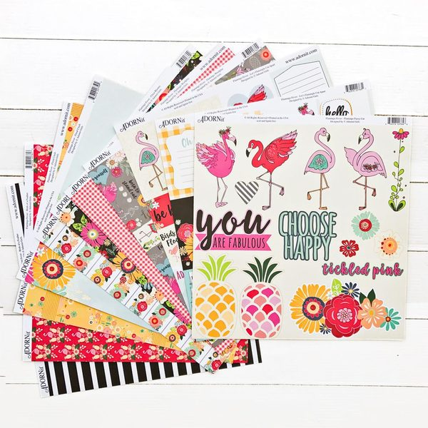 Flamingo Paper BIG Bundle
