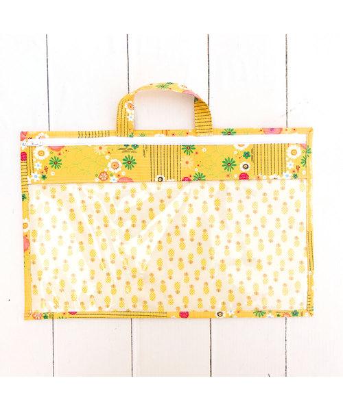 Coloring Storage Bag Pineapple