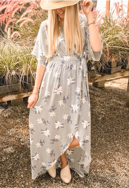 Daisy Hi-Lo Dress