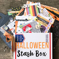 Halloween Stash Box
