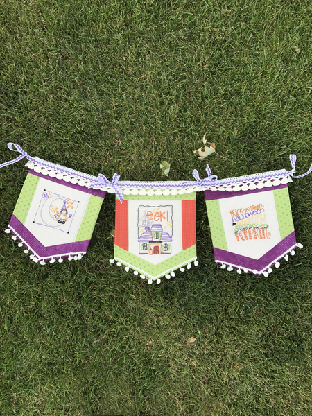 Eek! Fabric Banner Kit