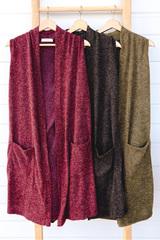 Indy Knit Vest