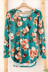 Chloe Floral Long Sleeve