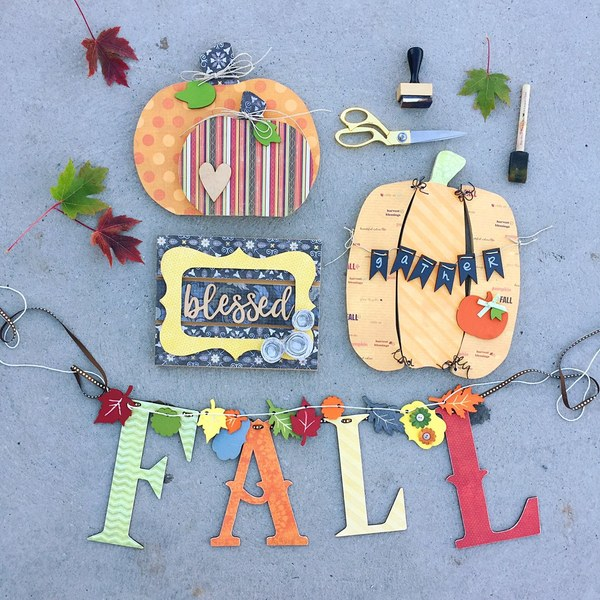 Fall Craft Collection