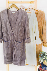 Cambri Cable Knit Cardis