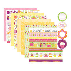 Girl Birthday Kit