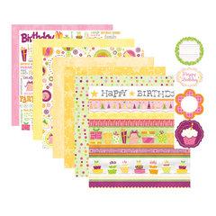 Girl Birthday Kit