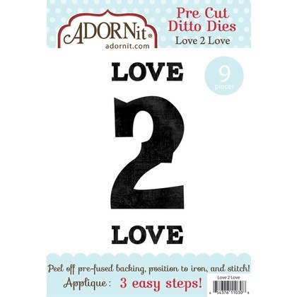 Love 2 Love Applique
