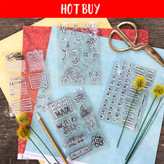 Hot Buy - Clear Stamp Bundle