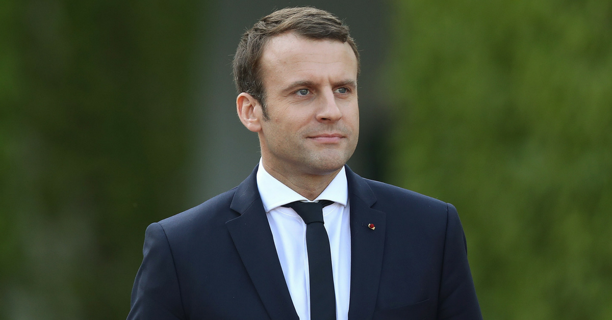 Outrage After French President Blasts Donald Trump For ...