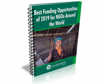Best Funding Opportunities of 2019 for NGOs around the World
