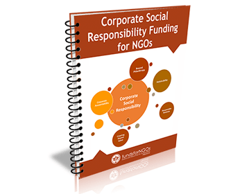 Corporate Social Responsibility Funding for NGOs