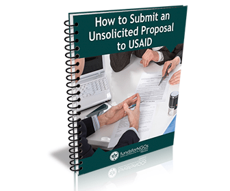How to submit an Unsolicited Proposal to USAID