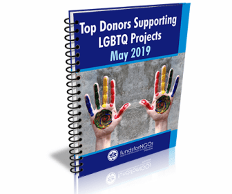 Top Donors supporting LGBTQ Projects