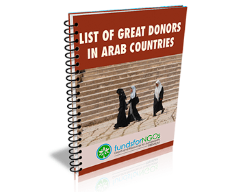 Great Donors in Arab Countries