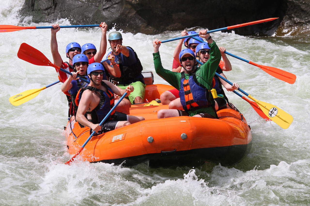 West Virginia Whitewater Rafting Adventures On The Gorge