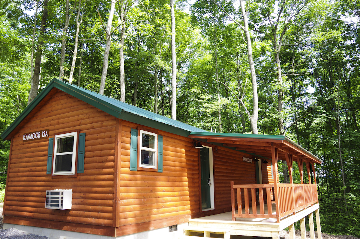 Kaymoor Efficiency Cabins Adventures On The Gorge
