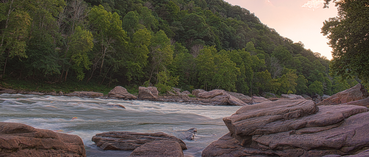 The New River Gorge National River Adventures On The Gorge